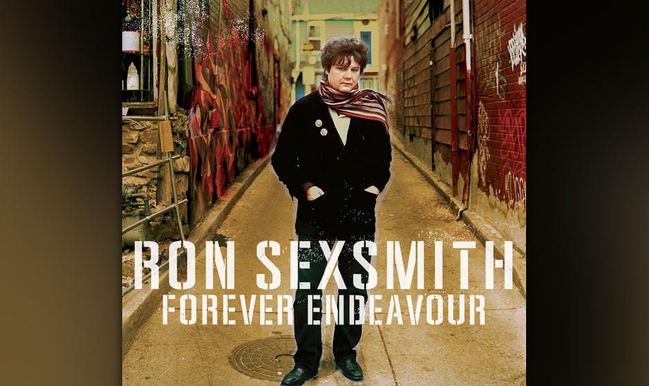 19. Ron Sexsmith - FOREVER ENDEAVOUR