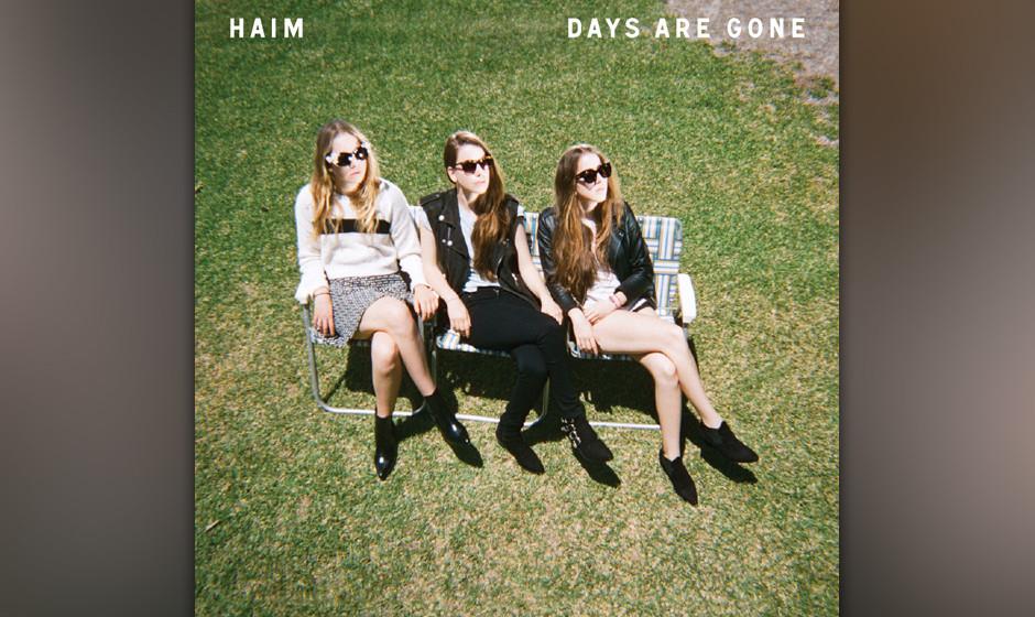 8. Haim - DAYS ARE GONE