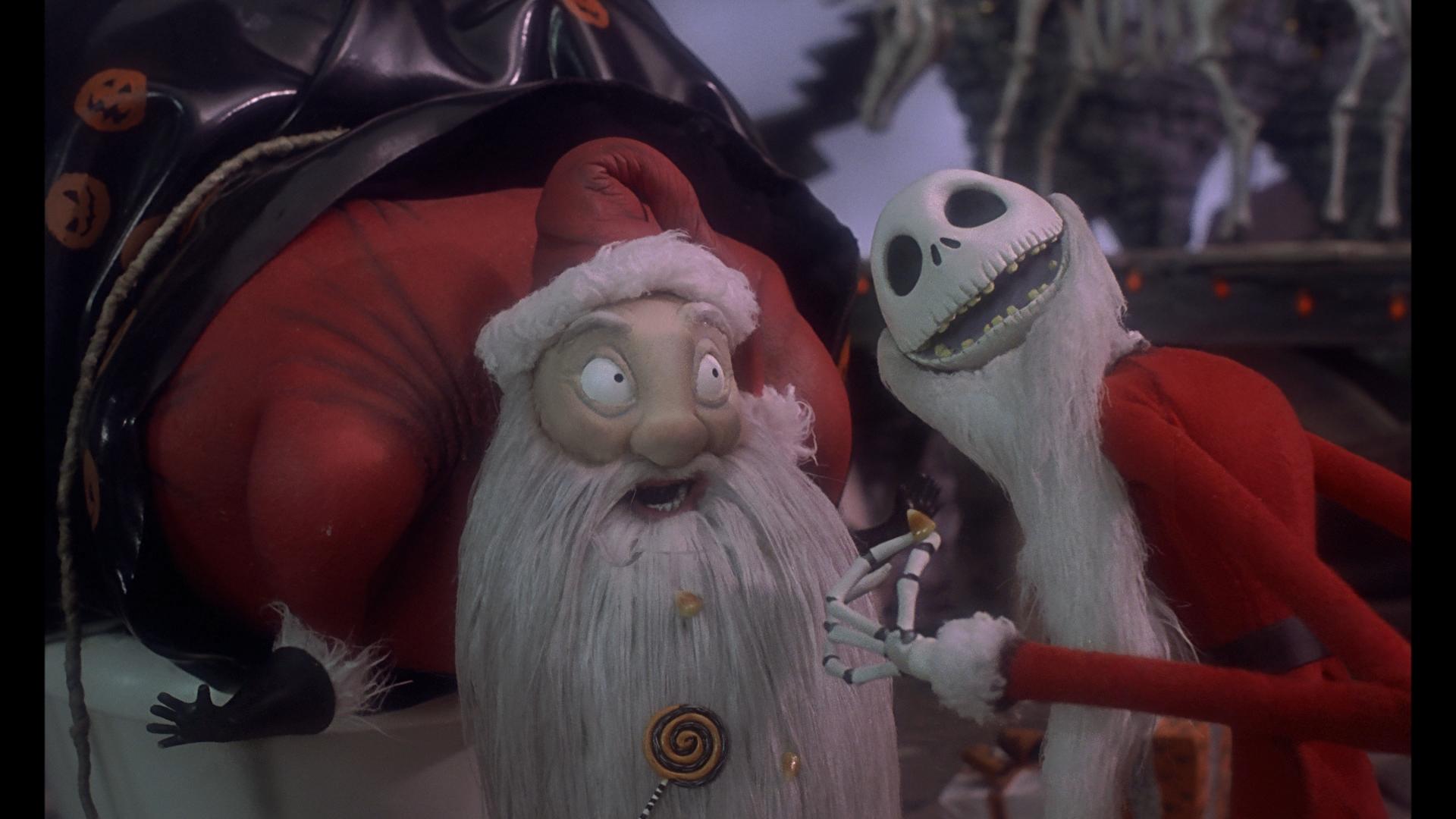 Geht immer: 'The Nightmare Before Christmas'