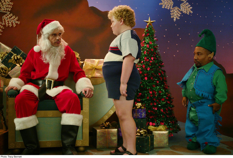 Der wohl beste andere Weihnachtsfilm aller Zeiten: 'Bad Santa'