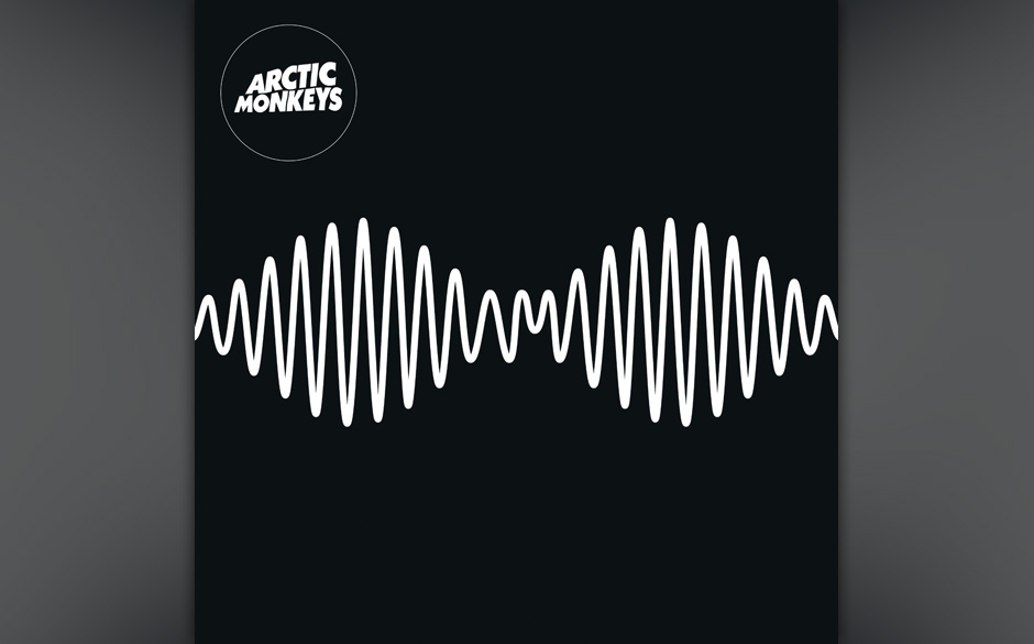 18. Arctic Monkeys - AM