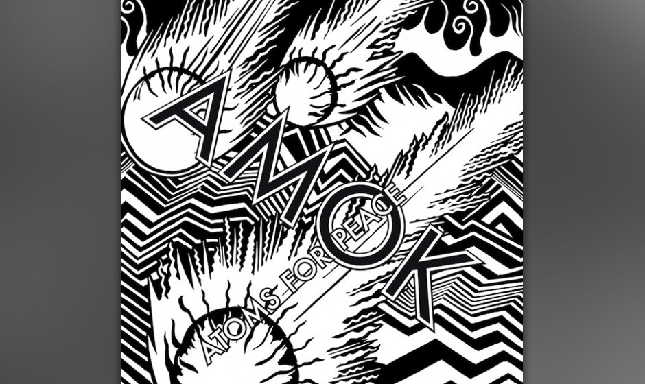 24. Atoms For Peace - AMOK