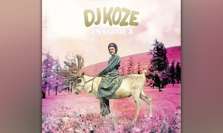25. DJ Koze -AMYGDALA