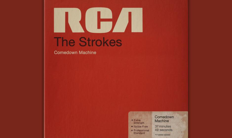 42. The Strokes - COMEDOWN MACHINE