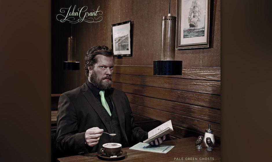 46. John Grant - PALE GREEN GHOSTS