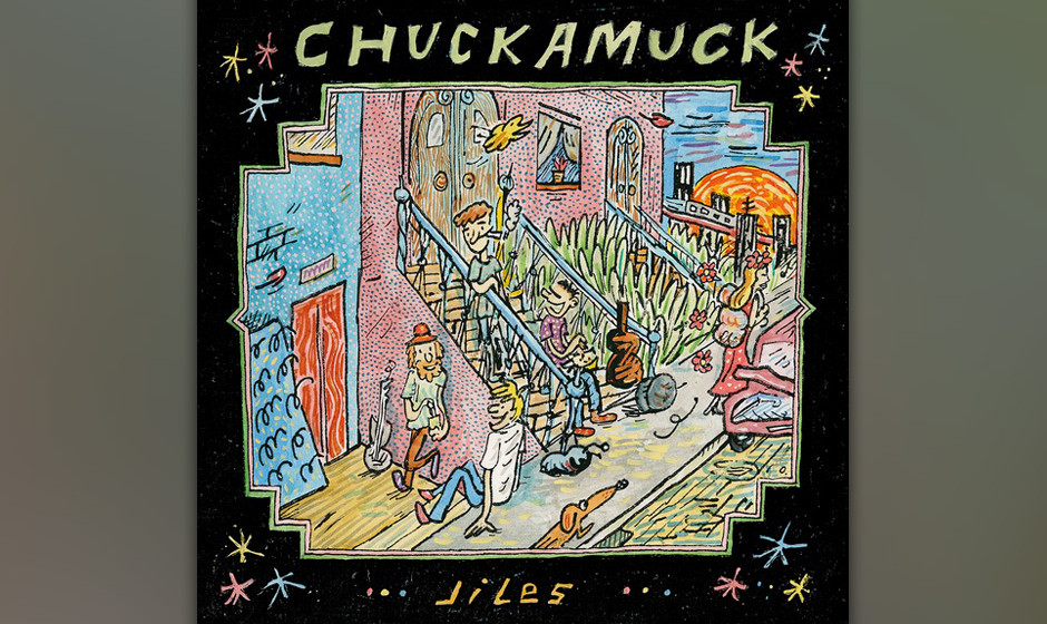 29. Chuckamuck - JILES