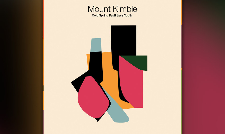 32. Mount Kimbie - COLD SPRING FAULT LESS YOUTH