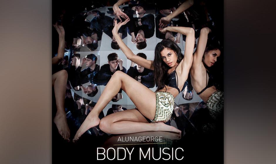 35. AlunaGeorge - BODY MUSIC