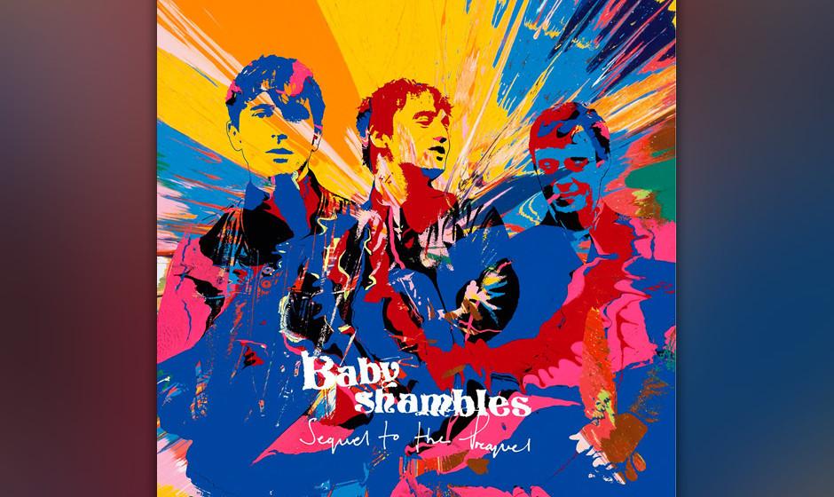 7. Babyshambles - SEQUEL TO THE PREQUEL