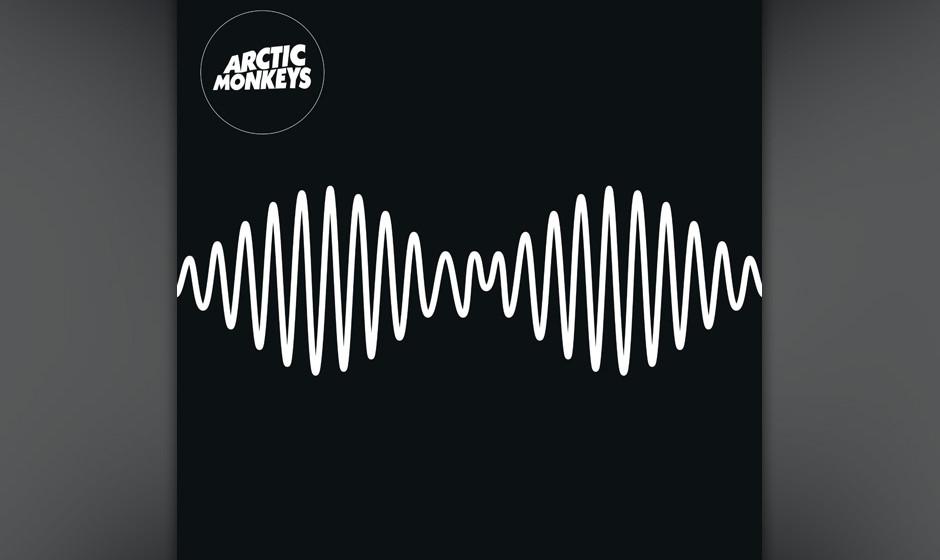 16. Arctic Monkeys - AM