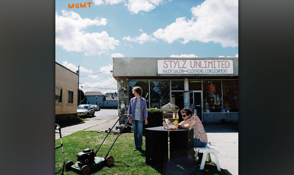21. MGMT - MGMT