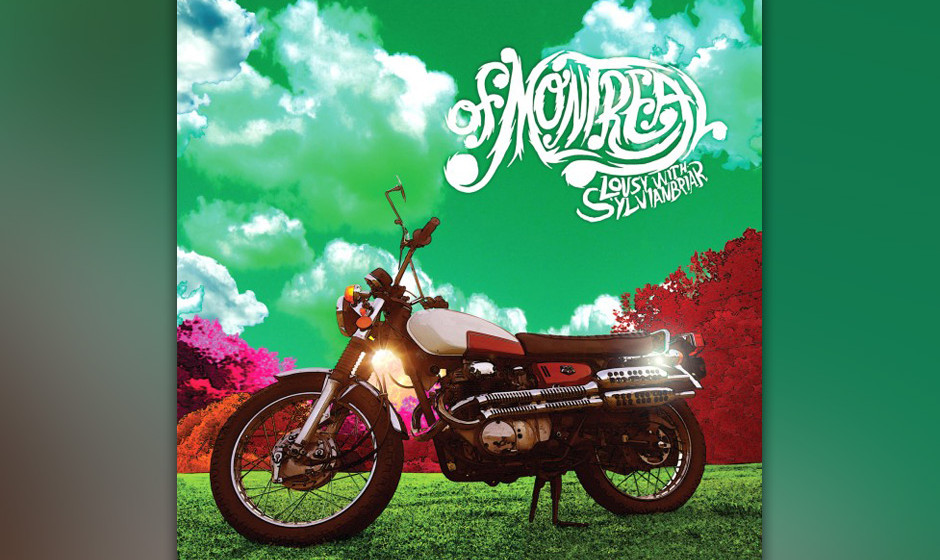 85. Of Montreal - LOUSY WITH SYLVIANBRIAR