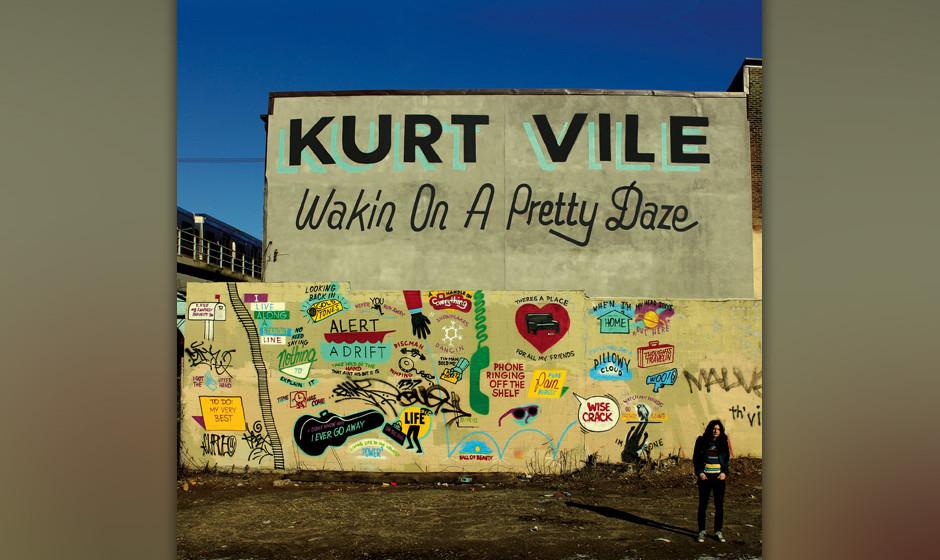 62. Kurt Vile - WAKIN ON A PRETTY DAZE