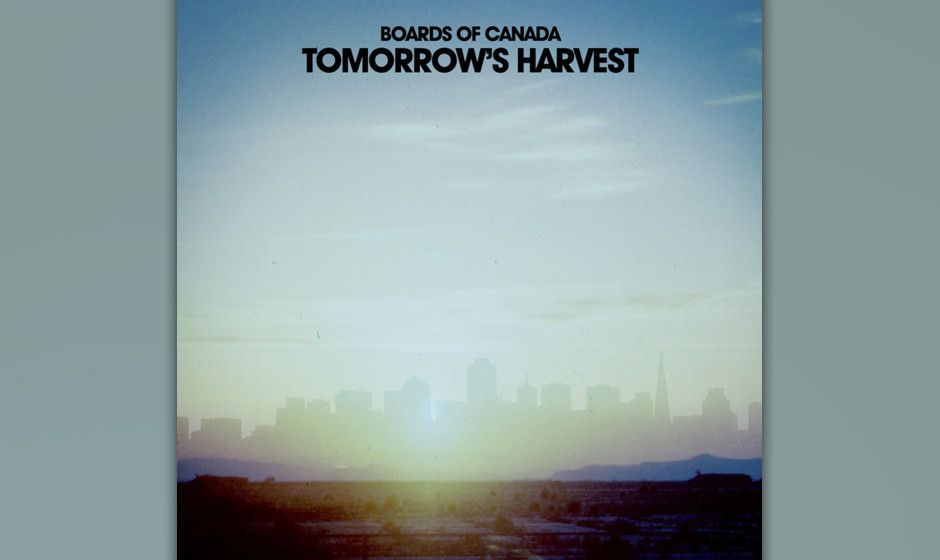 15. Boards Of Canada - TOMORROW'S HARVEST