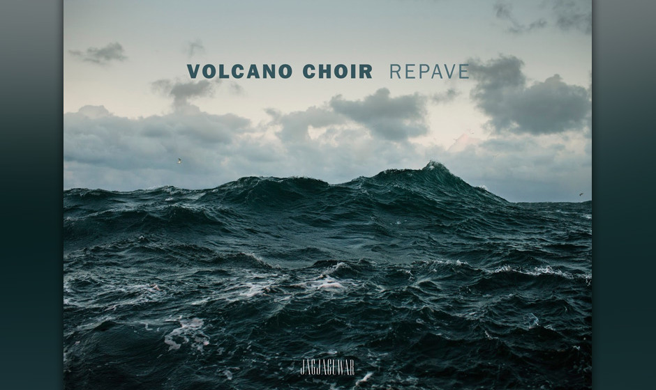87. Volcano Choir -  REPAVE