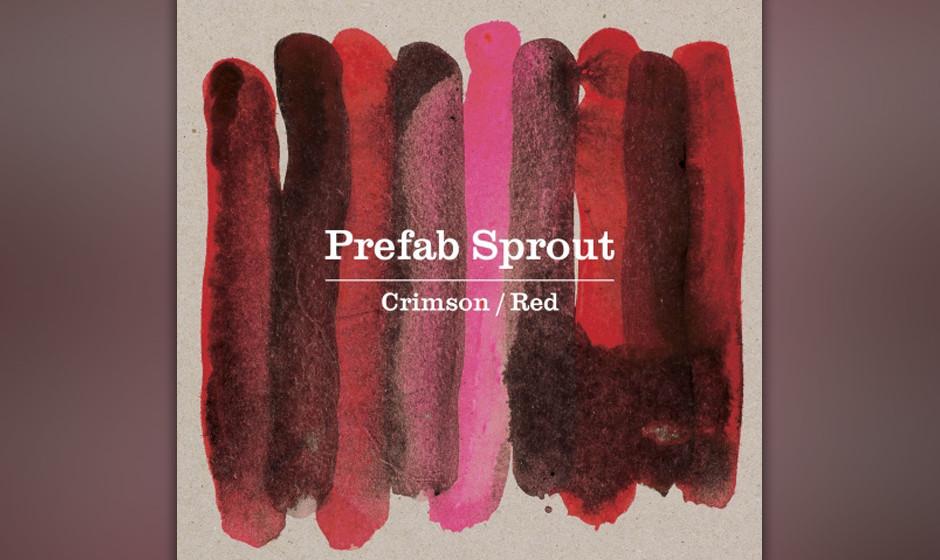 18. Prefab Sprout - CRIMSON/RED