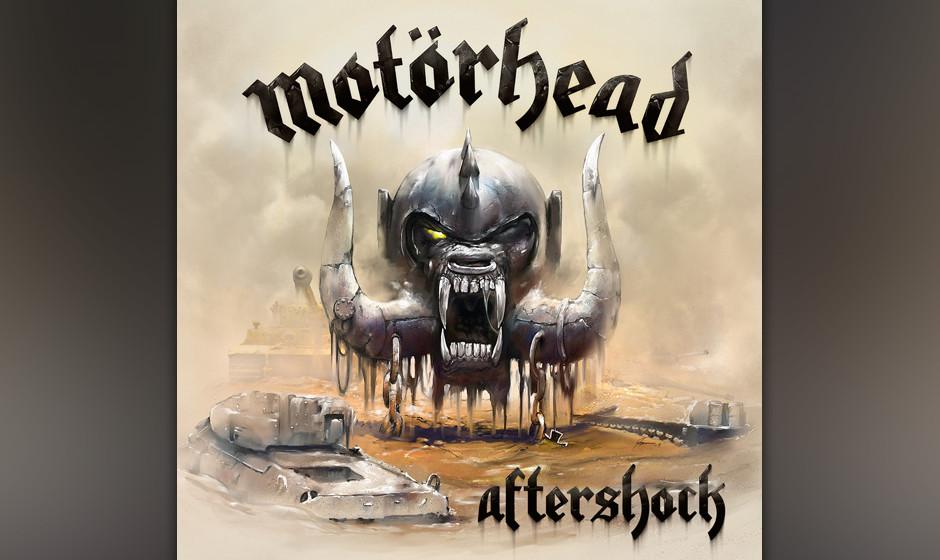 95. Motörhead - AFTERSHOCK