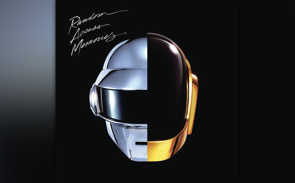 1. Daft Punk: RANDOM ACCESS MEMORIES