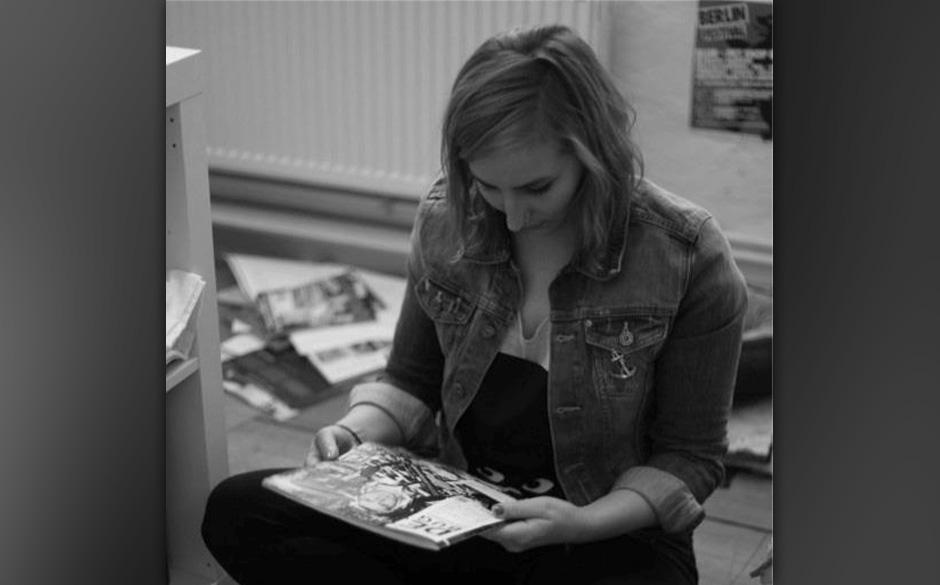 Hat vergleichsweise viel Deutsches gerne gehört: Seht hier die 20 Lieblingsalben 2013 von Sarah Gulinski.