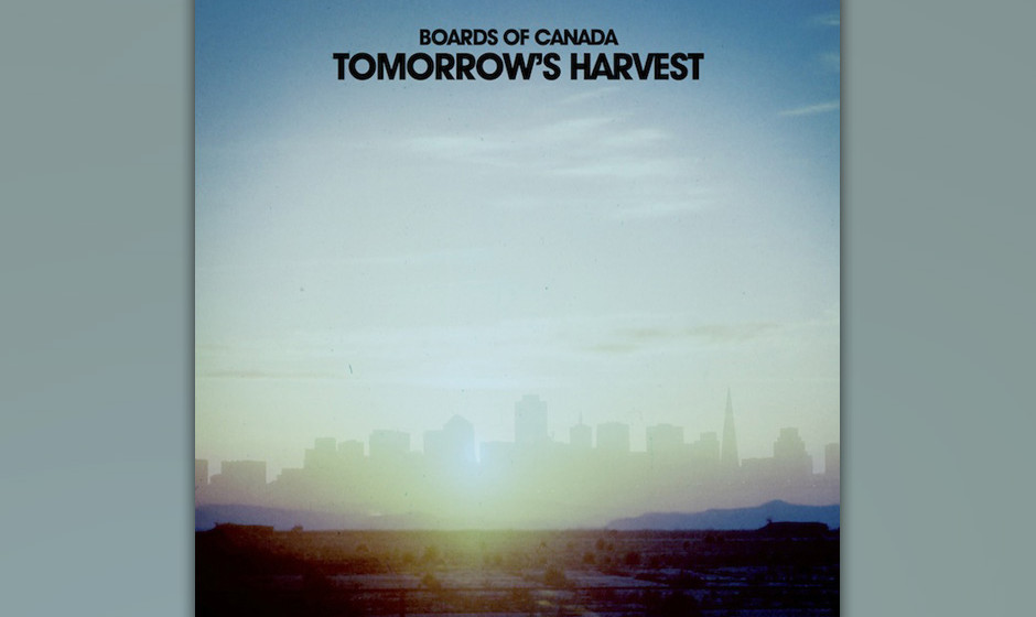 20. Boards of Canada – TOMORROW'S HARVEST