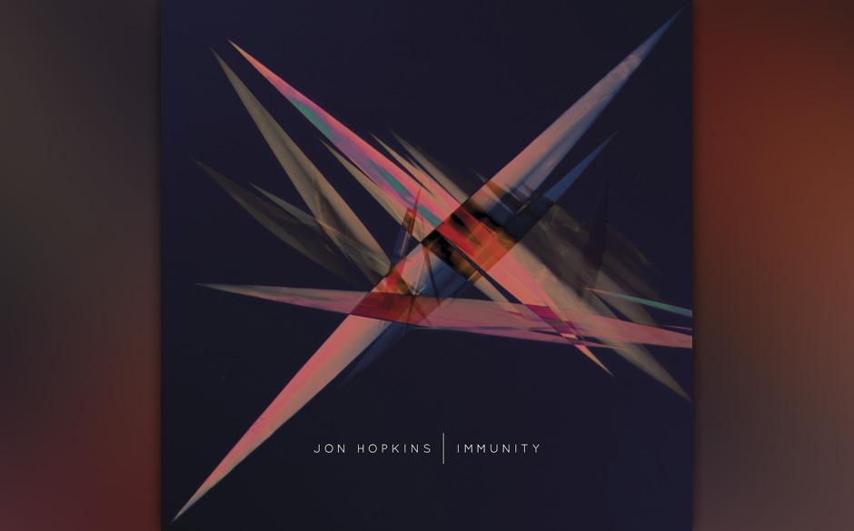 Top 5 Alben des Jahres 2013: 1. Jon Hopkins - IMMUNITY