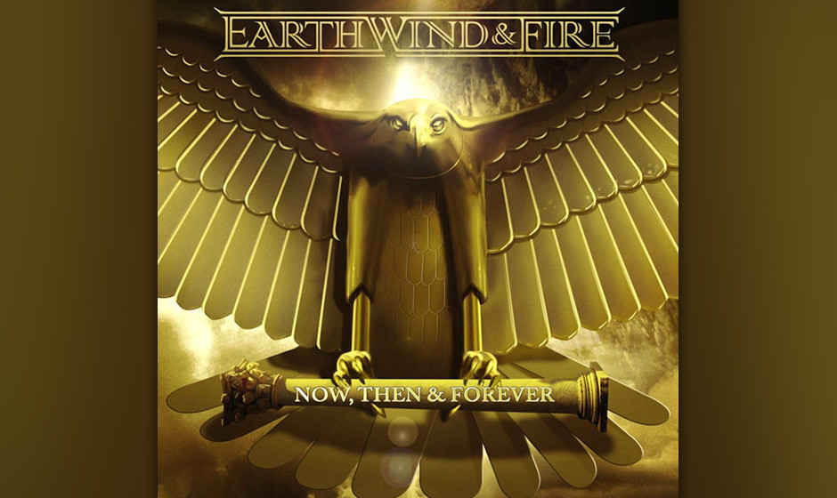 20.Earth, Wind & Fire - NOW, THEN AND FOREVER
