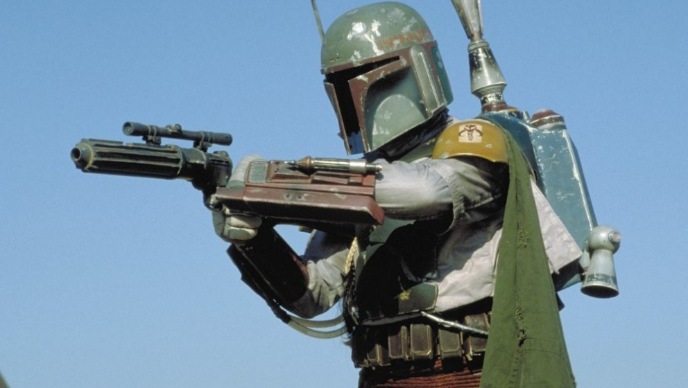 Boba Fett in Aktion
