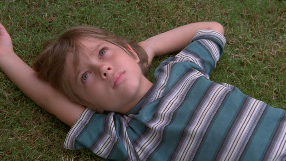 """Ellar Coltrane als """"Boy"""" in Linklaters """"Boyhood"""""""