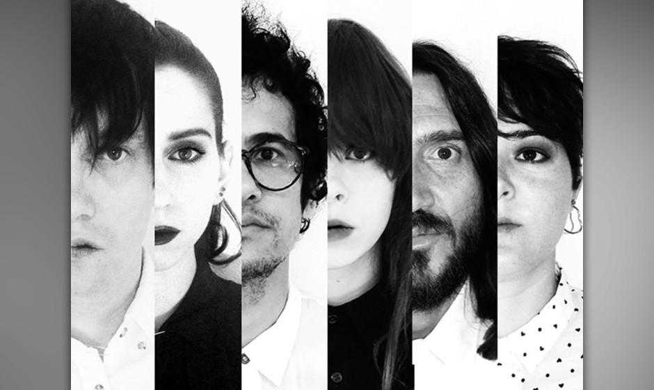 Kimono Kult heißt die neue Band von Ex-Red-Hot-Chilli-Peppers-Gitarrist John Frusciante.