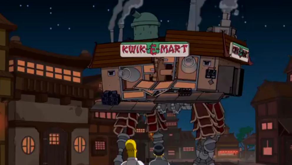 """Hommage an Animé-Großmeister: Die """"Simpsons"""" ehren Hayao Miyazaki"""
