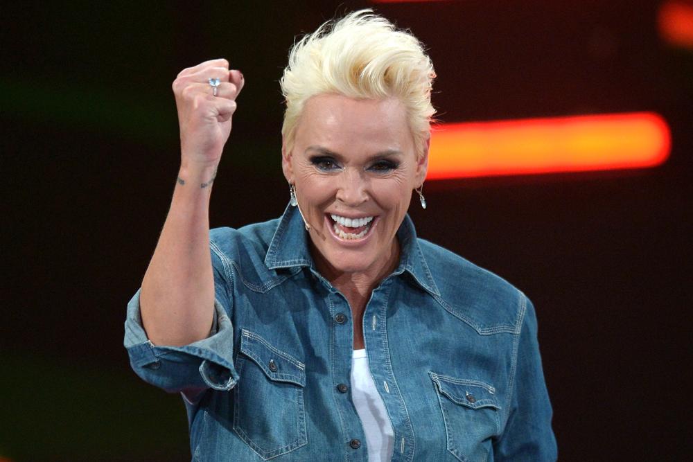 Brigitte Nielsen feierte unter anderem an der Seite von Arnold Schwarzenegger und Silvester Stallone einige internationale Er