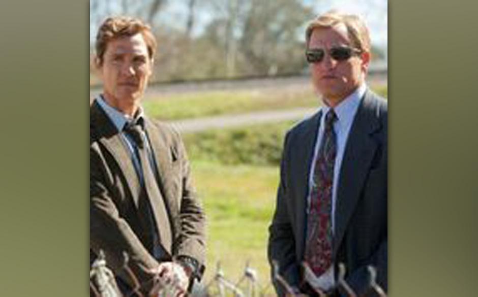 In der US-Serie ermitteln Woody Harrelson und Matthew McConaughey.