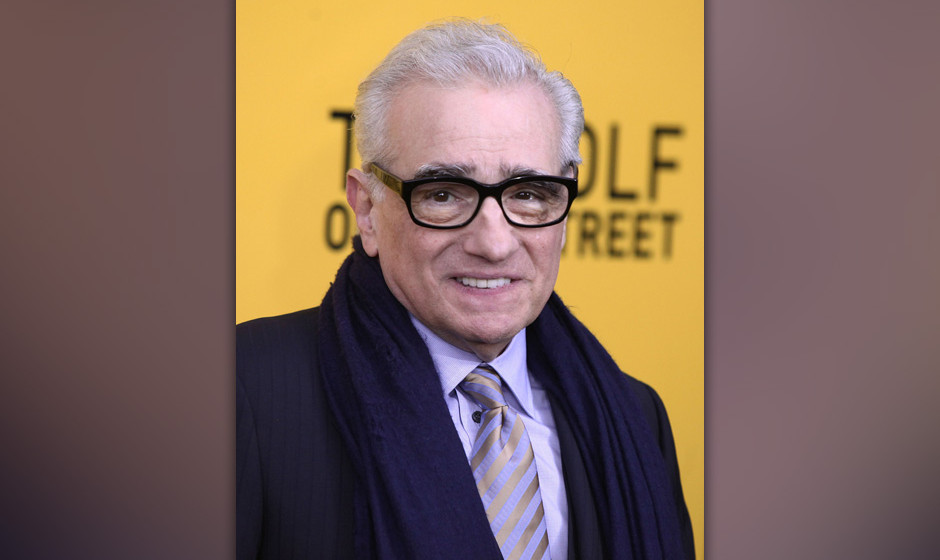 NEW YORK, NY - DECEMBER 17:  Director Martin Scorsese attends the 'The Wolf Of Wall Street' premiere at Ziegfeld Theater on D