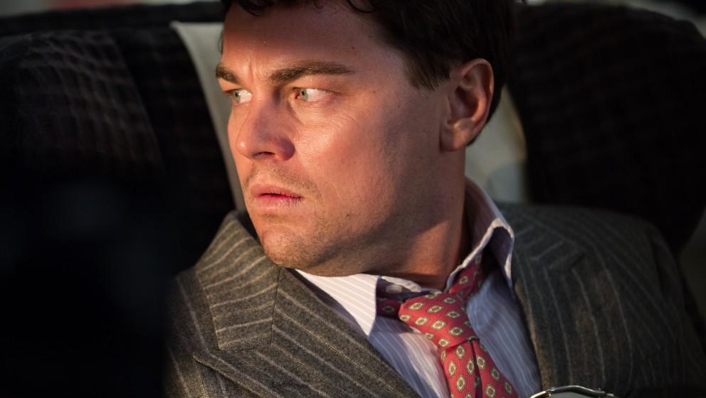 "Hatte in ""TWOWS"" sicher mehr Drogenszenen als Johnny Depp in ""Fear And Loathing In Las Vegas"": Leonardo DiCaprio auf"