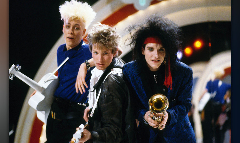 Die Aerzte: Die berliner Punk-Rock-Band mit Bela B. (Dirk Felsenheimer), Farin Urlaub (Jan Vetter) und Sahni (Hans Runge) liv