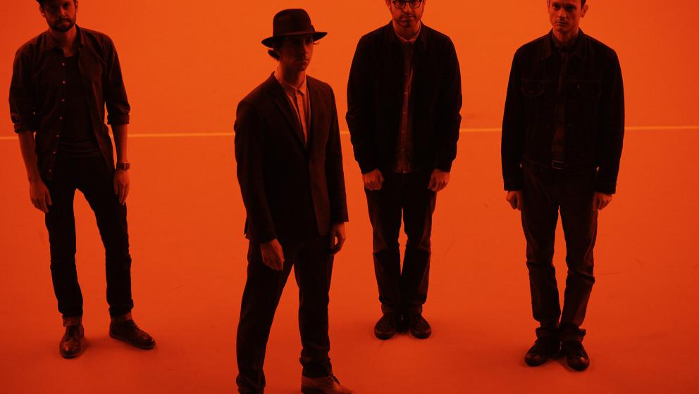 Maxïmo Park veröffentlichen am 31. Januar 2014 ihr neues Album