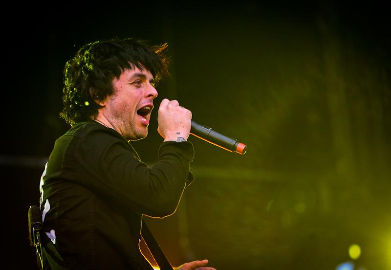 Green Day live, 29.05.2013, Wien
