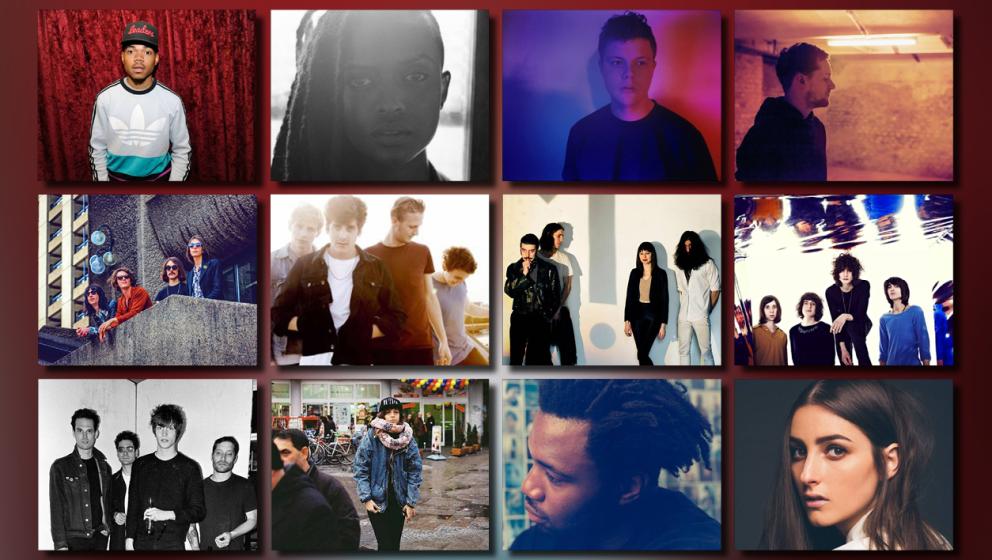 Von Banks bis Chance The Rapper - das sind die heißesten Acts 2014: