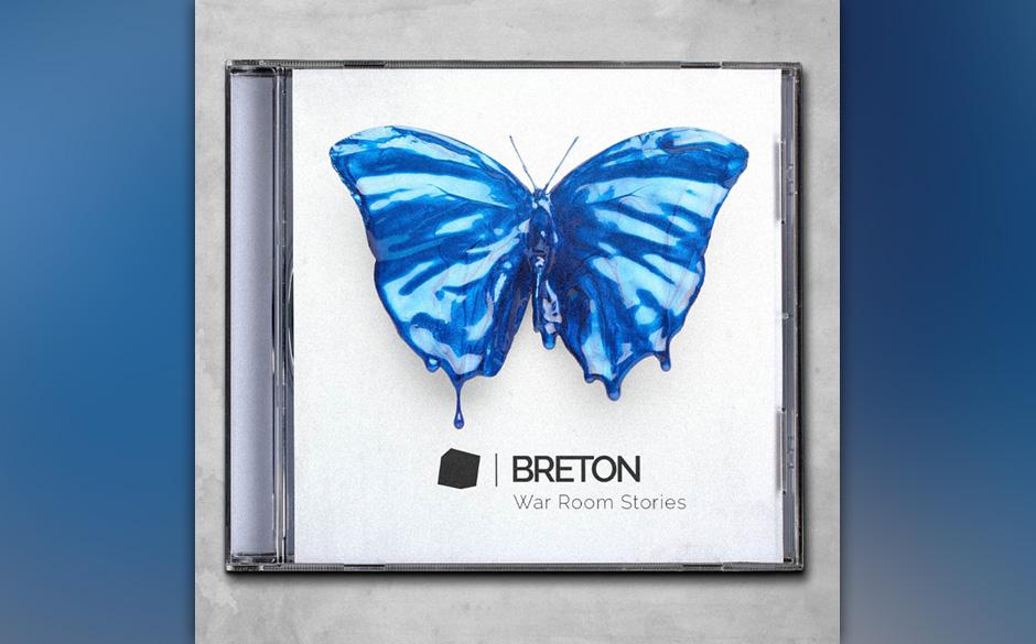 Am 7. Februar 2014 erscheint das zweite Breton-Album WAR ROOM STORIES - hier könnt Ihr es schon jetzt anhören.