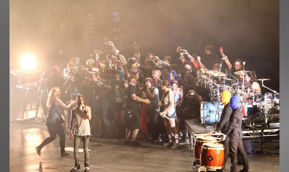 Beatsteaks live bei Rock am Ring 2013
