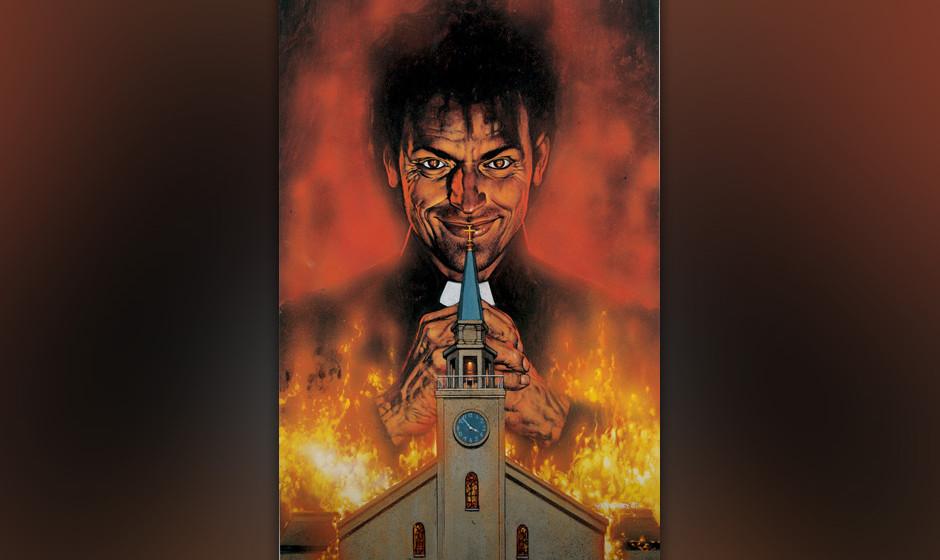 Könnte zum meistdiskutierten Serienphänomen der nahen Zukunft werden: 'Preacher', die Verfilmung eines Kultcomics