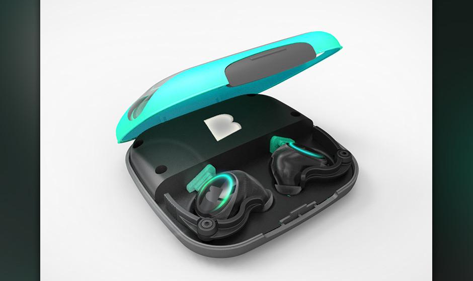 Eine Kickstarter-Kampagne sammelt Geld für eine neue Kopfhörer-Reihe namens 'The Dash'.