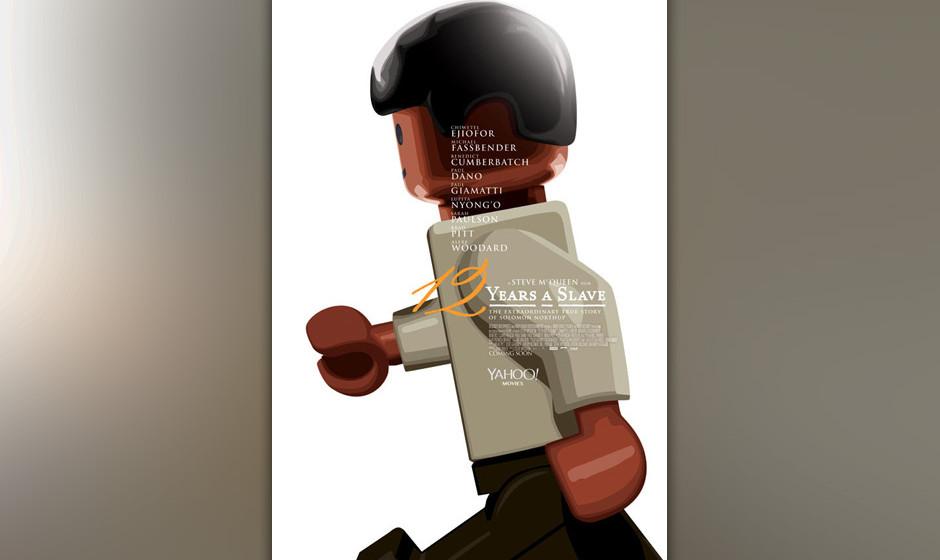'12 Years A Slave' als Lego-Version