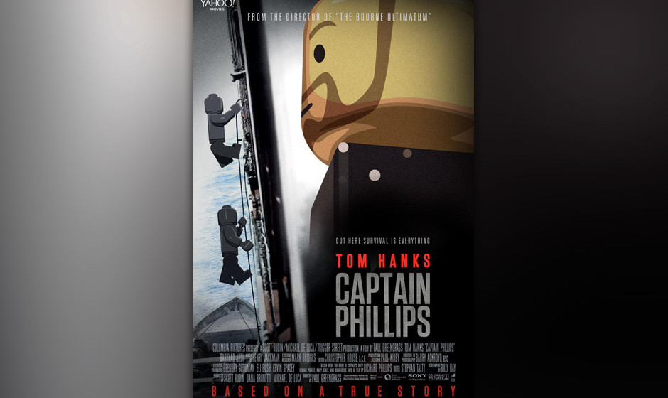 'Captain Phillips' als Lego-Version