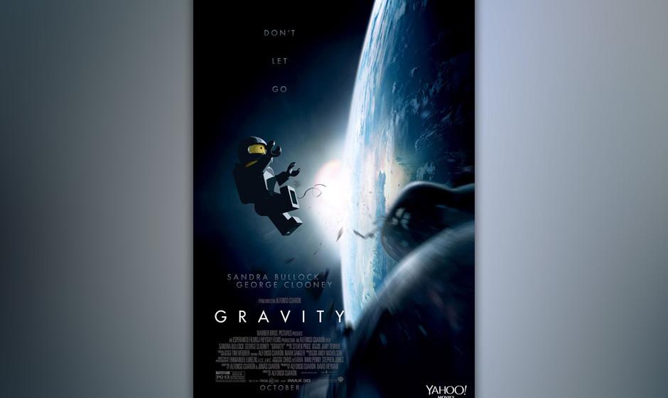 'Gravity' als Lego-Version