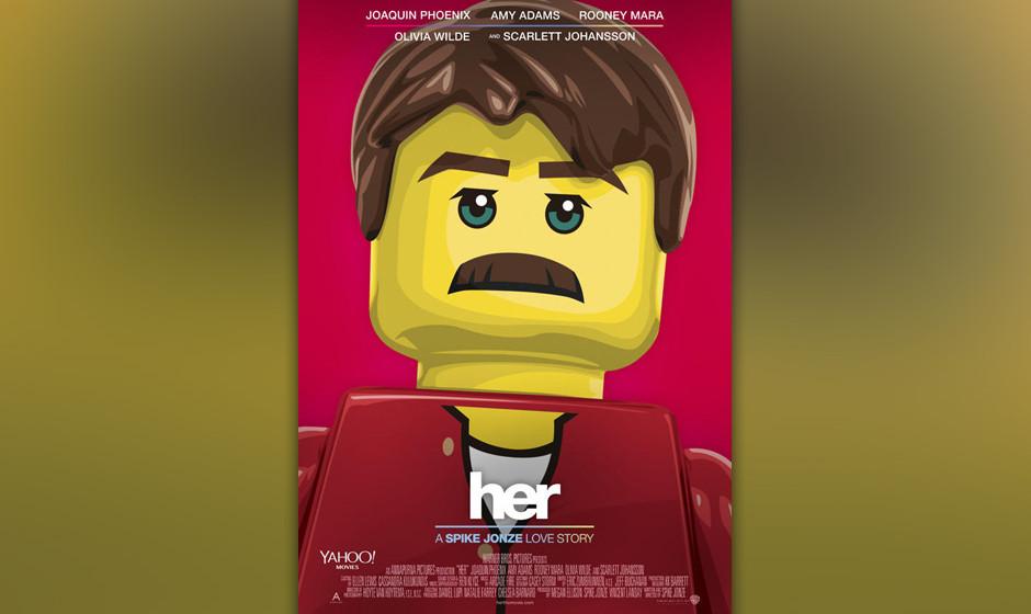 'Her' als Lego-Version