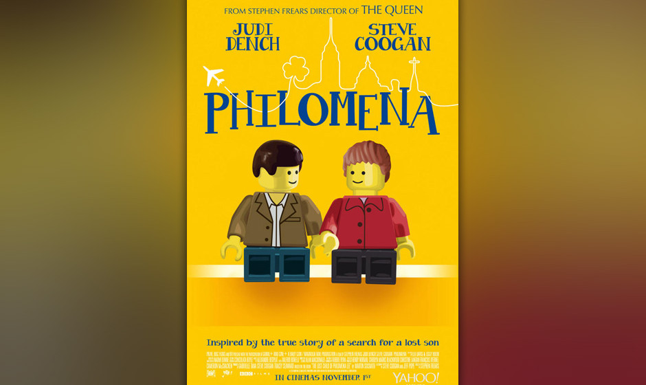 'Philomena' als Lego-Version