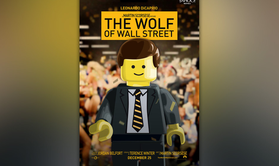 'The Wolf Of Wall Street' als Lego-Version