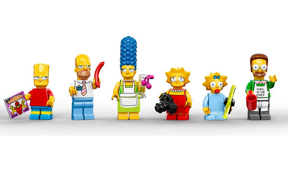 """Back House: 5 Zimmer, Küche, Bad: Schöner wohnen mit den """"Simpsons"""""""