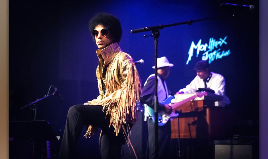 Prince, Montreux Jazz Festival 2013, FFJM 2013 © Marc Ducrest